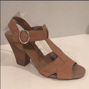 FRANCO SARTO Ankle Strap Heels Sandals 10 M